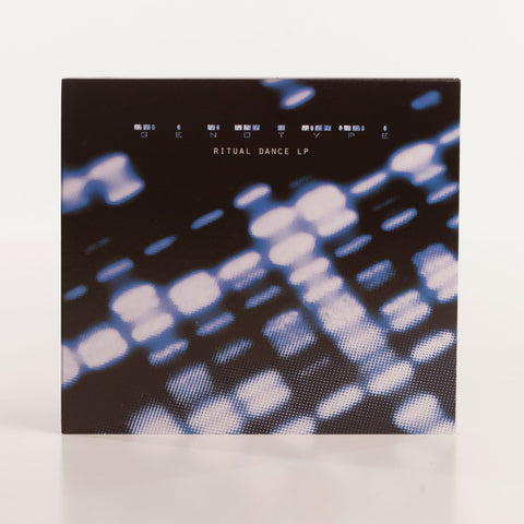 ExitCD006 - Genotype 'Ritual Dance' Album (CD)