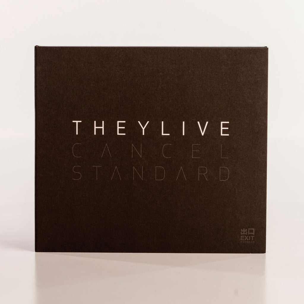 ExitCD007 - They Live 'Cancel Standard' Album (CD)