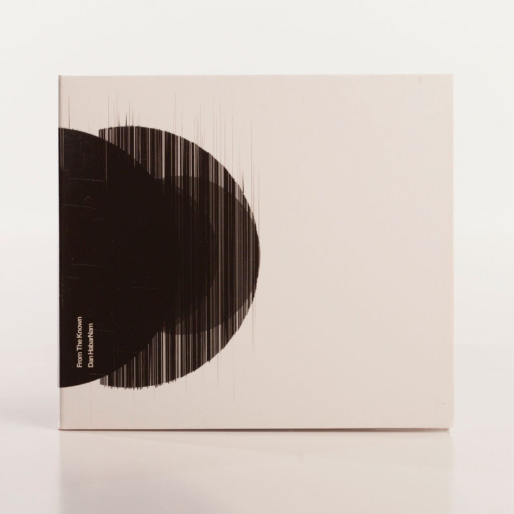 ExitCD008 - Dan HarbarNam 'From The Known' Album (CD)