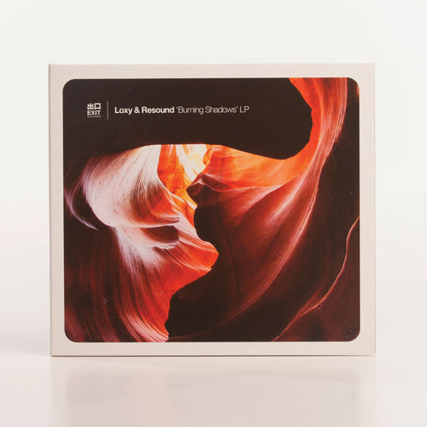ExitCD009 - Loxy & Resound 'Burning Shadow' Album (CD)