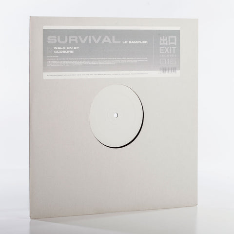 Exit015 - Survival 'Survival LP Sampler'