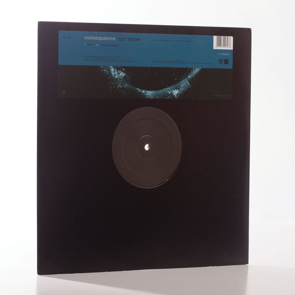 Exit036 - Consequence 'Test Dream' LP Sampler