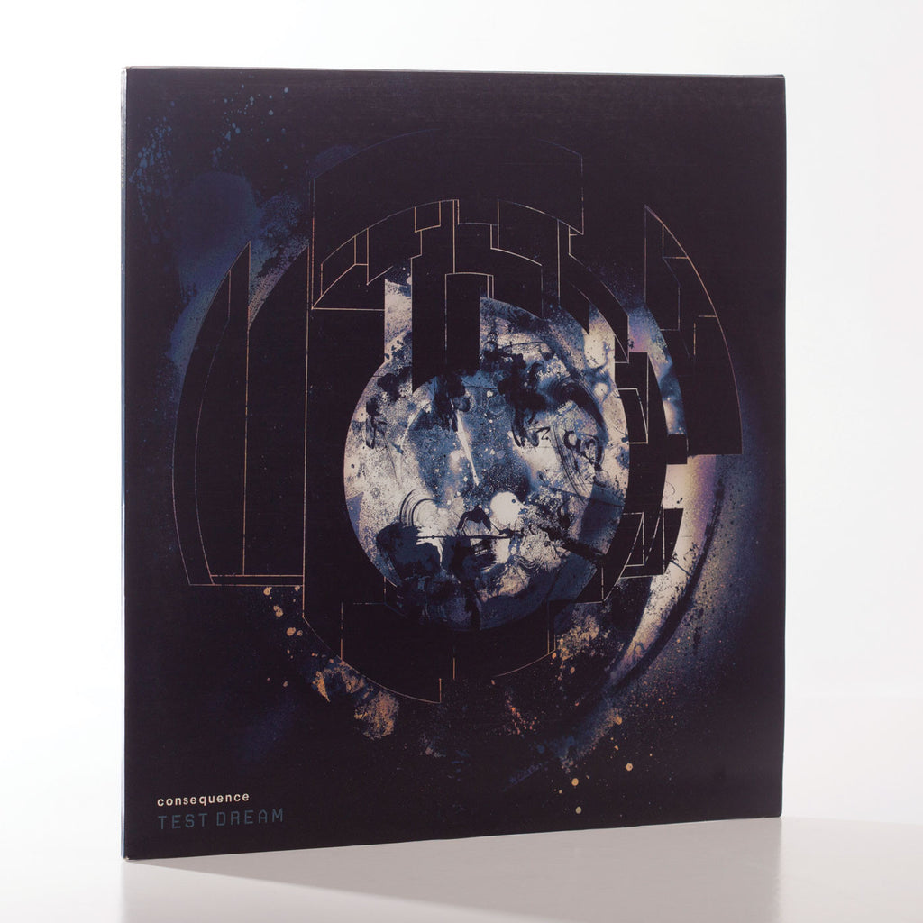 exitlp010 - consequence 'test dream' album (vinyl) – exit records