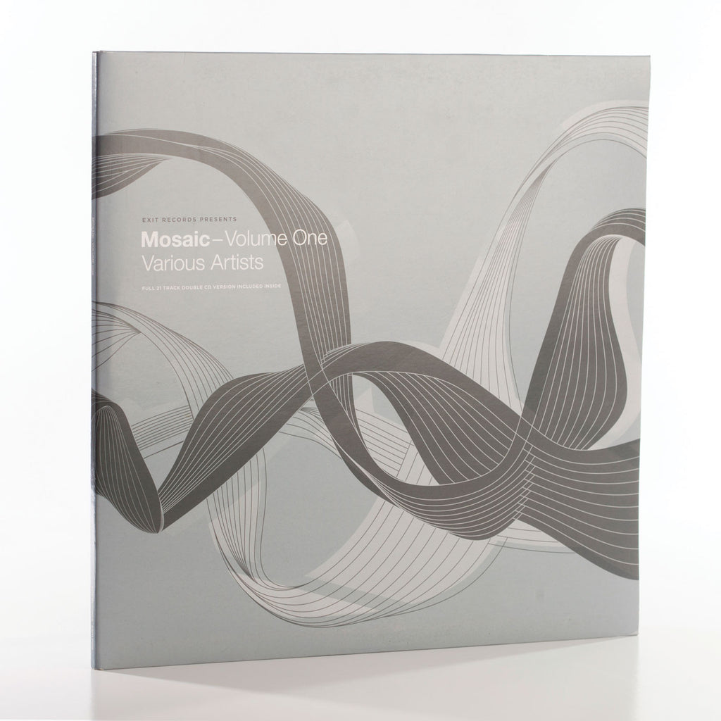 ExitLP005 - VA 'Exit Records Presents Mosaic Vol I' Album (Vinyl)