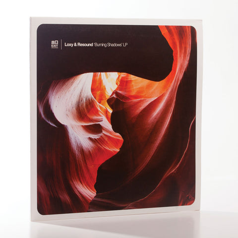 EXITLP009 - Loxy & Resound 'Burning Shadow' Album (Vinyl)