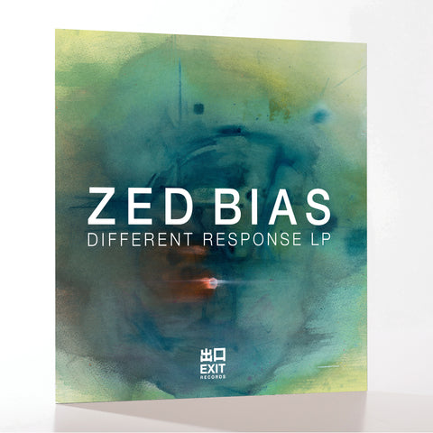 "EXITLP017 - Zed Bias 'Different Response' 2x12"" LP+CD"