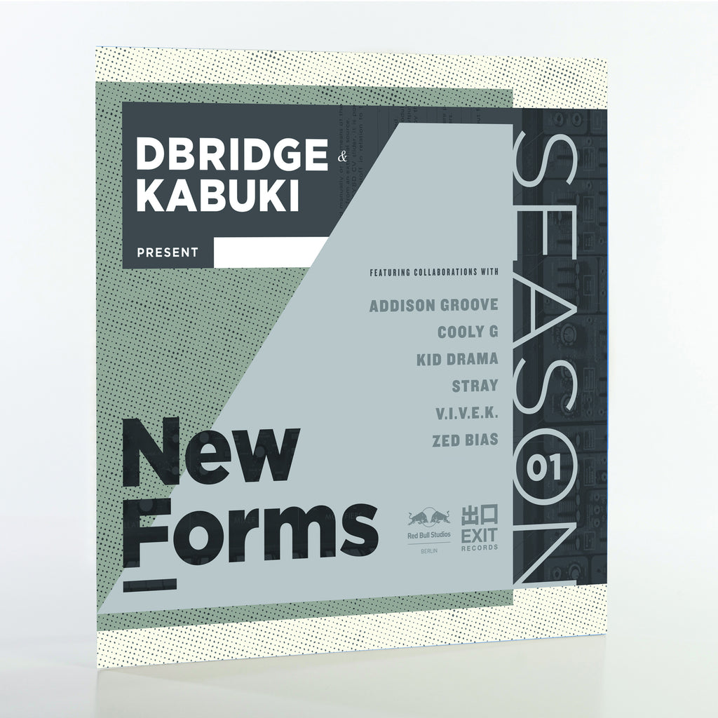 EXITMINILP002 - dBridge & Kabuki present 'New Forms Season 1'