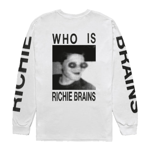 Richie Brains Long Sleeve Tee