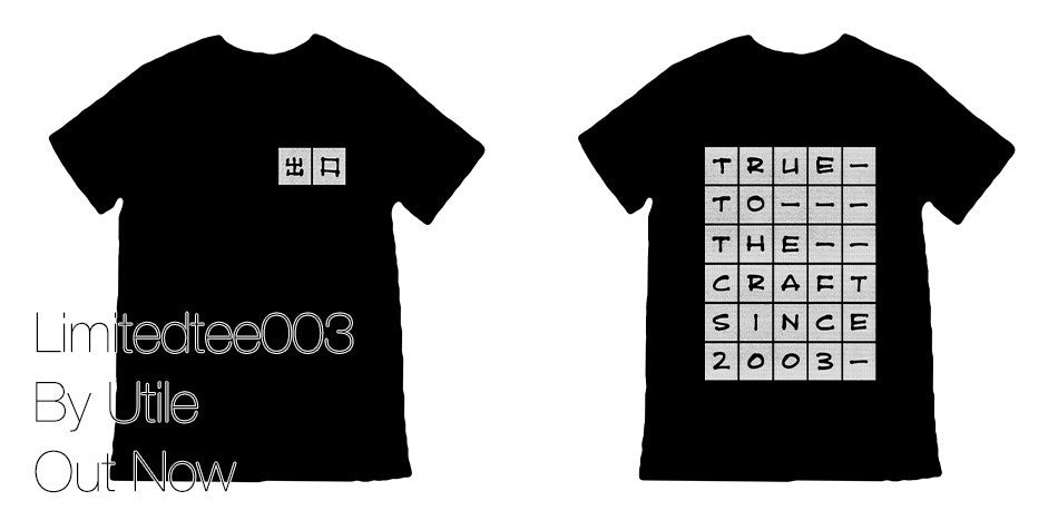 Limited Tee 003