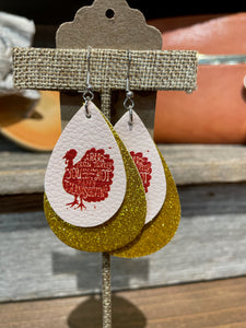 Thanksgiving Earrings