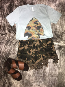 Sunflower Arrow T-Shirt