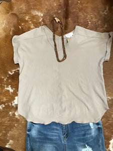 Coco V-Neck Blouse