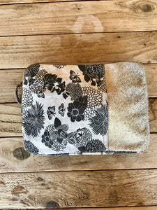 Myra Chic & Floral iPad Case