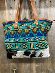 Myra Breezy Tote Bag