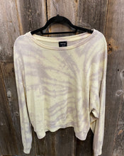 Load image into Gallery viewer, Knit TieDye Sweatshirt