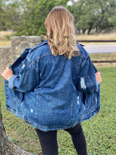 Load image into Gallery viewer, Indigo Denim Jacket