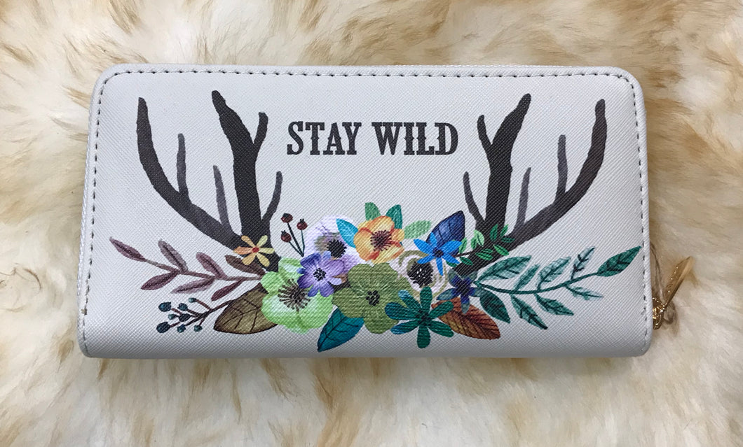 Karma Wallet- Deer