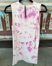 Load image into Gallery viewer, Sand Pink Tie Dye Tank