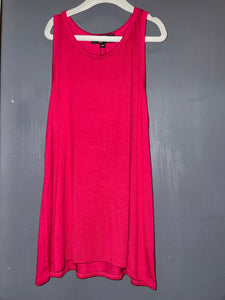 Kid's Red Tank Tunic