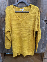 Load image into Gallery viewer, Spicy Mustard Sweater