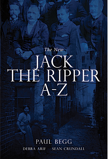 THE NEW JACK THE RIPPER A-Z