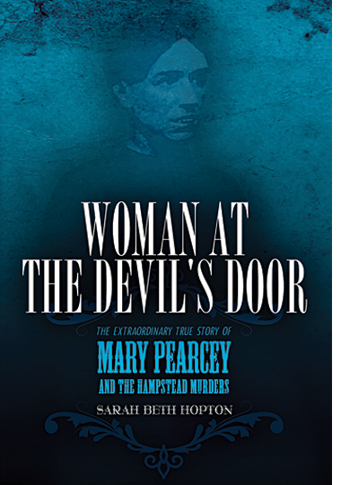 WOMAN AT THE DEVIL'S DOOR