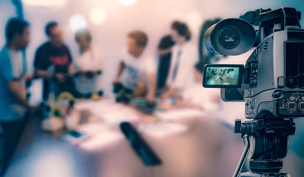 Copy of Video Production for small business