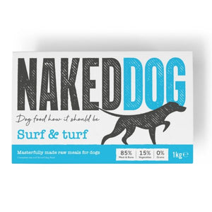 Naked Dog Raw