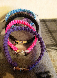 Paracord Collar