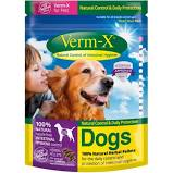 Verm-x Natural dog worming pellets