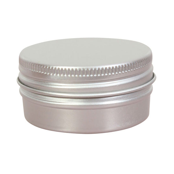 15ml Aluminium Jar & EPE Lined Screw Lid