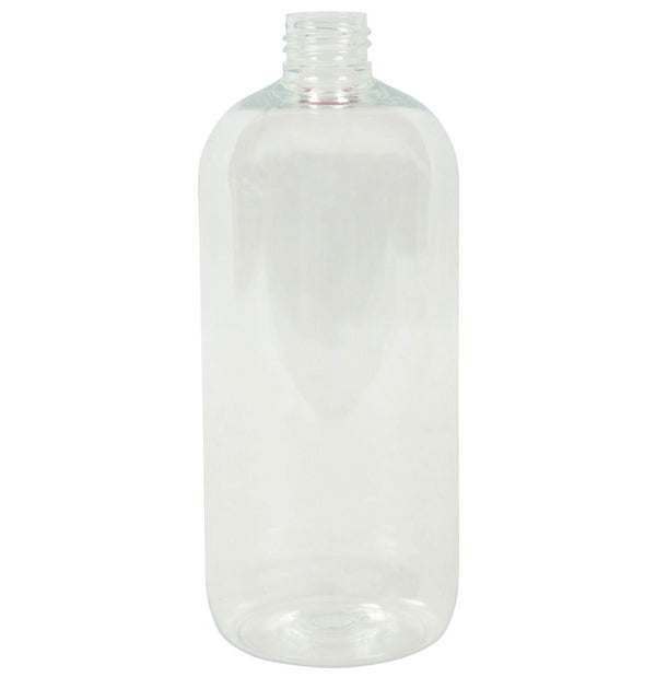 500ml Clear PET Boston 24/410