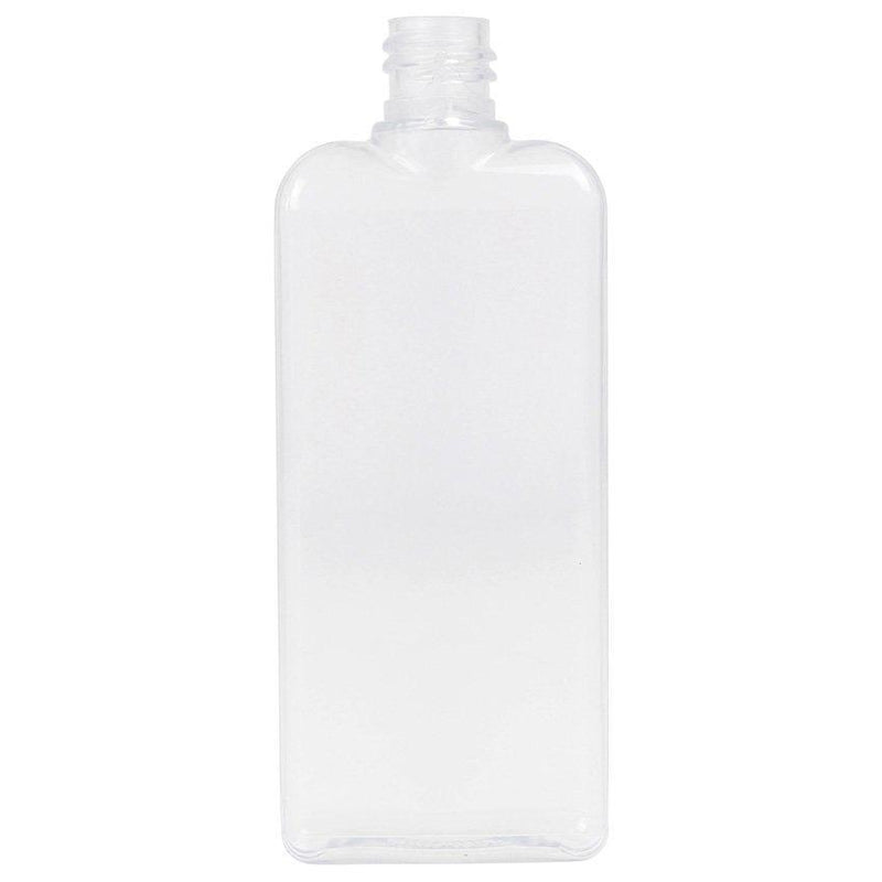 100ml Clear Plastic Postal Bottle 18/415 - Lucemill
