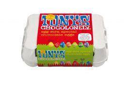 Tony's Chocolonely | Egg-Stra Special Chocolate Easter Eggs