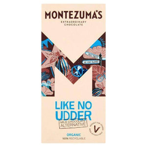 Montezuma's | Like No Udder Milk Chocolate Alternative Bar