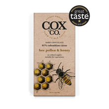 Load image into Gallery viewer, Cox & Co | Bee Pollen & Honey 61% Cacao