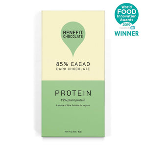 Benefit | Protein 85% Cacao Bar