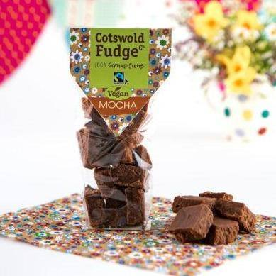 Cotswold Fudge Co | Vegan Mocha Fudge - Treat Me Good