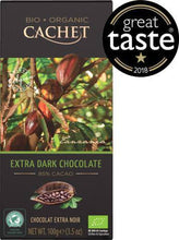 Load image into Gallery viewer, Cachet | 85% Dark Chocolate Bar