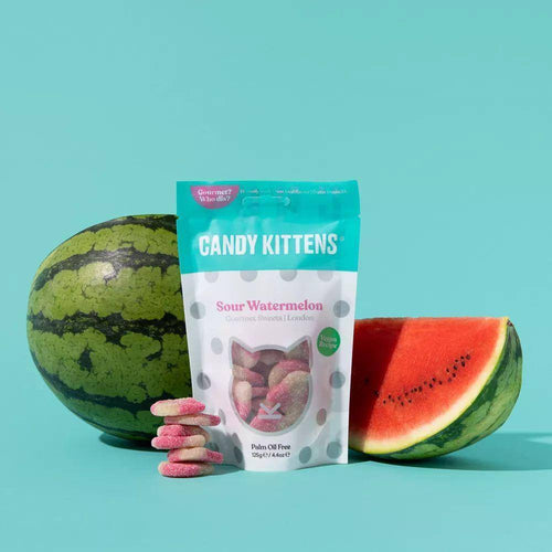 Candy Kittens | Sour Watermelon - Treat Me Good