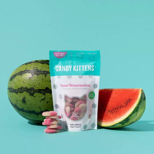 Candy Kittens | Sour Watermelon