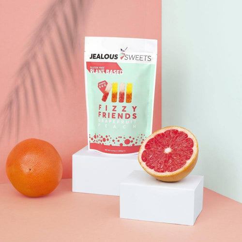 Jealous Sweets | Fizzy Friends Tangy Sweets - Treat Me Good