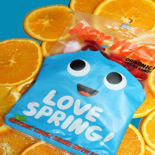Hey Yum! | Love Spring Organic Candy - Treat Me Good