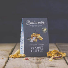 Load image into Gallery viewer, Buttermilk | Peanut Brittle Sharing Box 150g