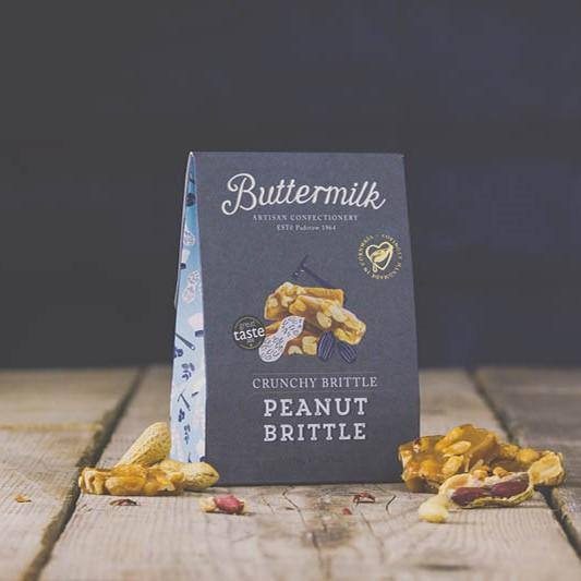 Buttermilk | Peanut Brittle Sharing Box 150g