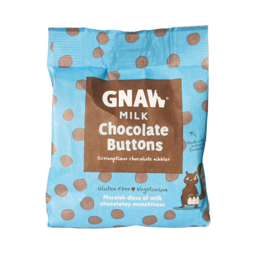 Gnaw | Milk Chocolate Buttons 150G
