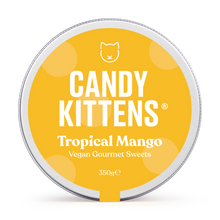 Load image into Gallery viewer, Candy Kittens | Tropical Mango Birthday Gift Jar (Wow, You're Old)