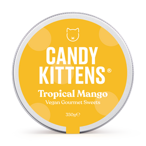 Candy Kittens | Tropical Mango Birthday Gift Jar (Wow, You're Old)