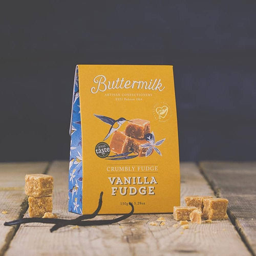 Buttermilk | Vanilla Fudge Sharing Box 150g