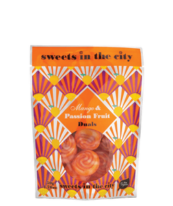 Sweets In The City | Mango & Passion Fruit Duals (Vegan) 50G